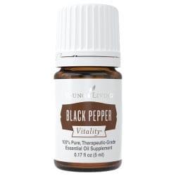 Black Pepper Vitality Oil