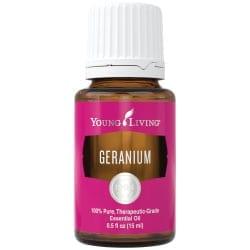 Geranium Essential Oil - 15 ml