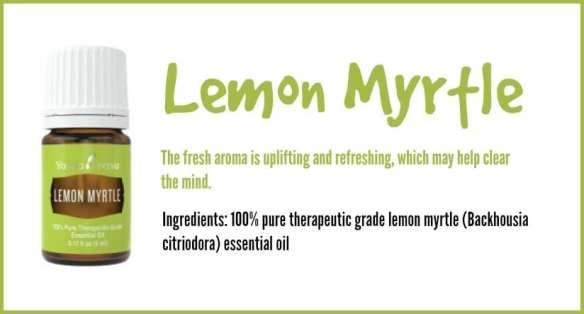 Lemon Myrtle Attributes