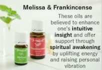 melissa and frankincense