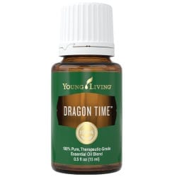 Dragon Time Oil Blend # 3327