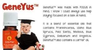 geneyus-oil blend