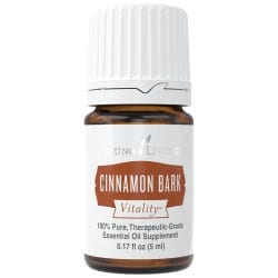 Cinnamon Bark Vitality Oil, #5585