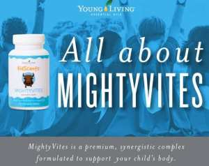 Kidscents MightyVites