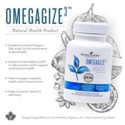 OmegaGize³ Capsules