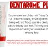 Thieves Dentarome Plus Toothpaste
