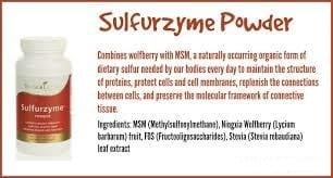 sulfurzyme-powder