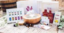 Premium Starter Kit with Aria $260.00 Premium Starter Kit with Aria Aria Ultrasonic Diffuser Premium Starter Kit with Aria