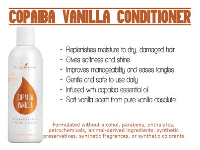 Copaiba Vanilla Conditioner