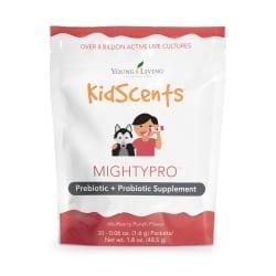 Kidscents MightyPro Prebiotic and Probiotic Supplement # 24261