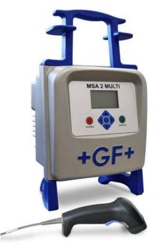 MSA 340 – Электромуфтовый аппарат с протоколированием, с функцией трассируемости и вводом GPS координат