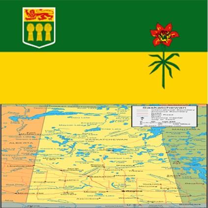 Flag_saskatchewan-map