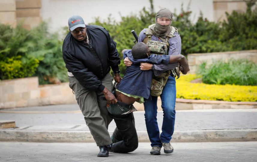 LLL - Live Let Live - British man and American woman among 14 people killed in Kenya hotel rampage claimed by Al-Shabaab terrorists 2