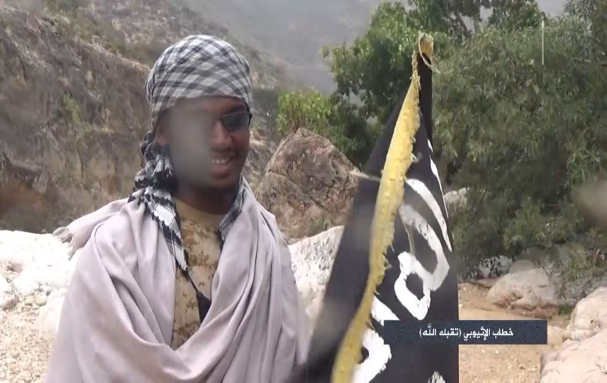 LLL - Live Let Live - Islamic State branch in Somalia eulogizes foreign fighters 3