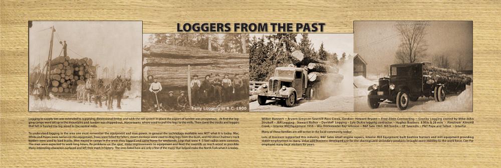 loggers bench-1000