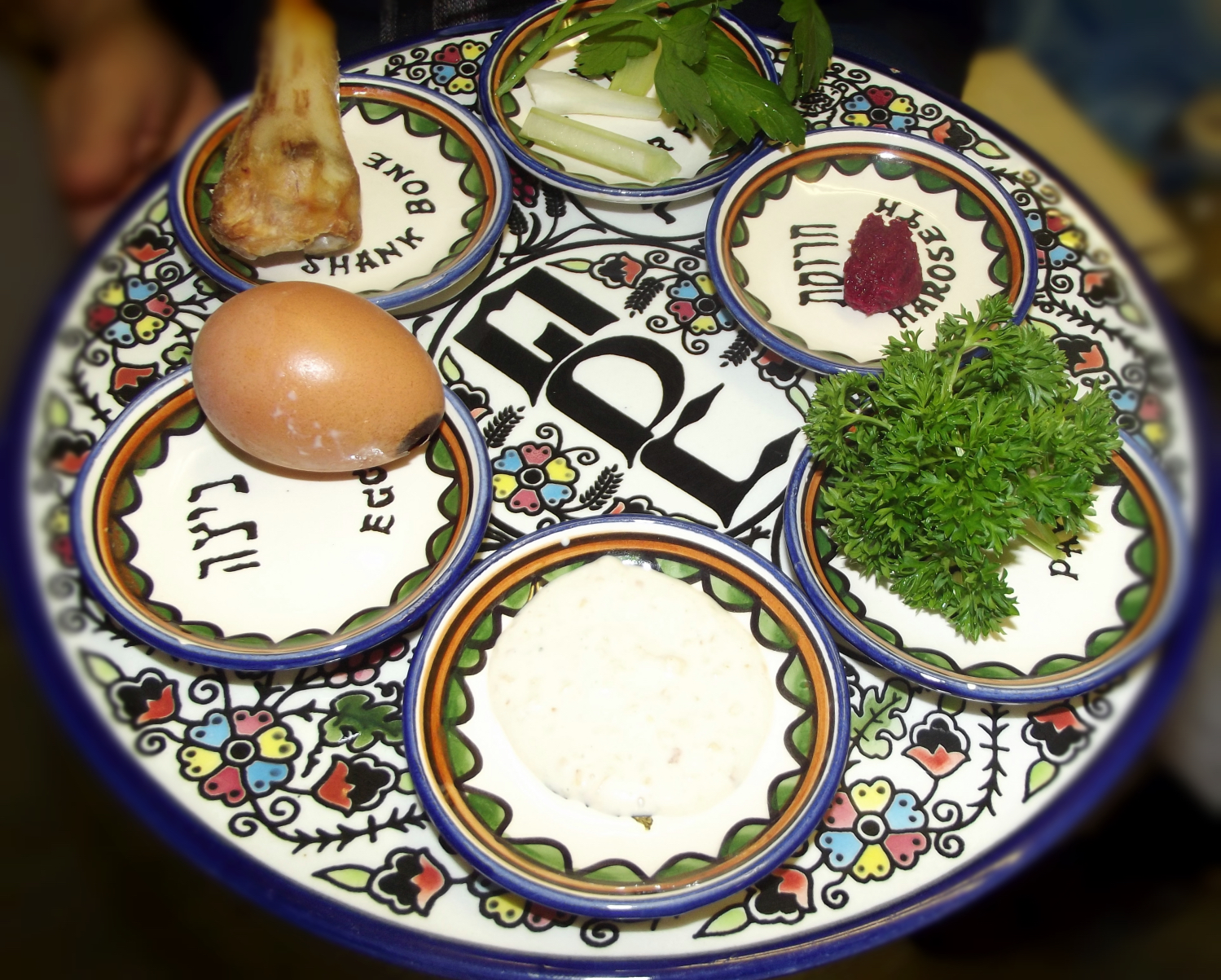 The Feast Of Passover And The Seder Meal
