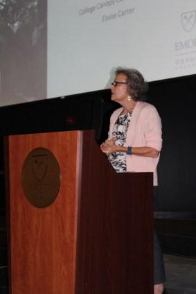 Dr. Eloise Carter, Professor of Biology