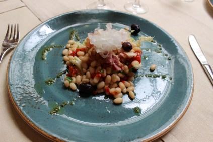 la lluna white bean salad
