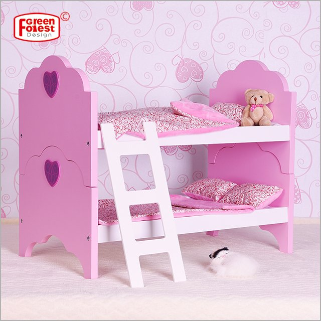 12 Inch American Girl Doll furniture  wooden toy factory/wooden