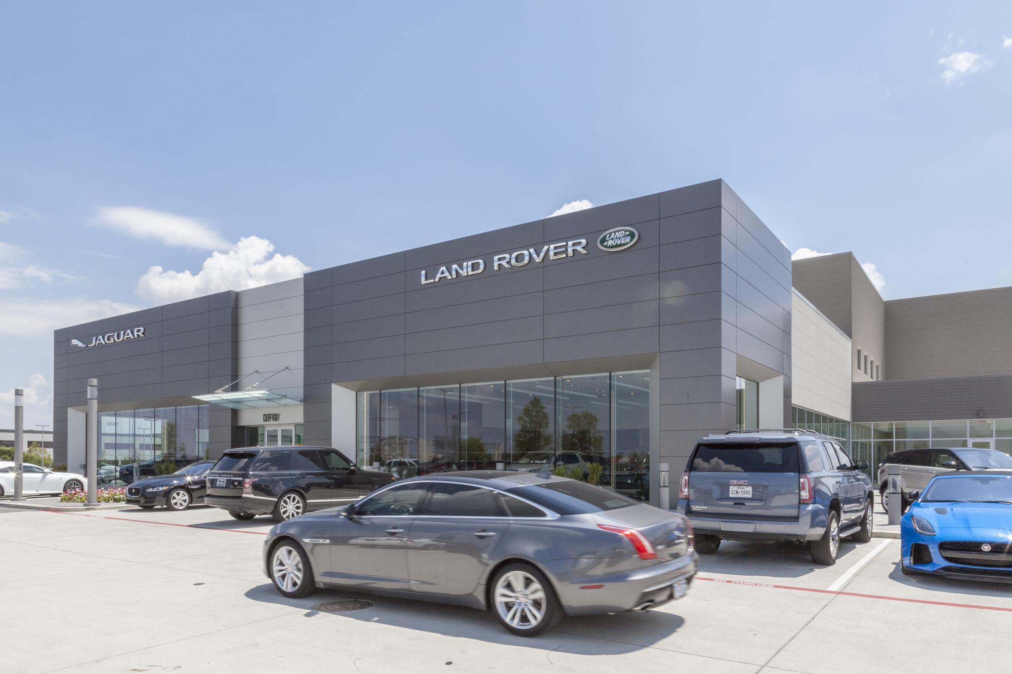 Park Place DFW Jaguar Land Rover GFF