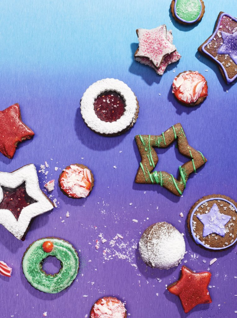 The Ultimate Gluten-Free Gingerbread House (and Cookies) Recipe