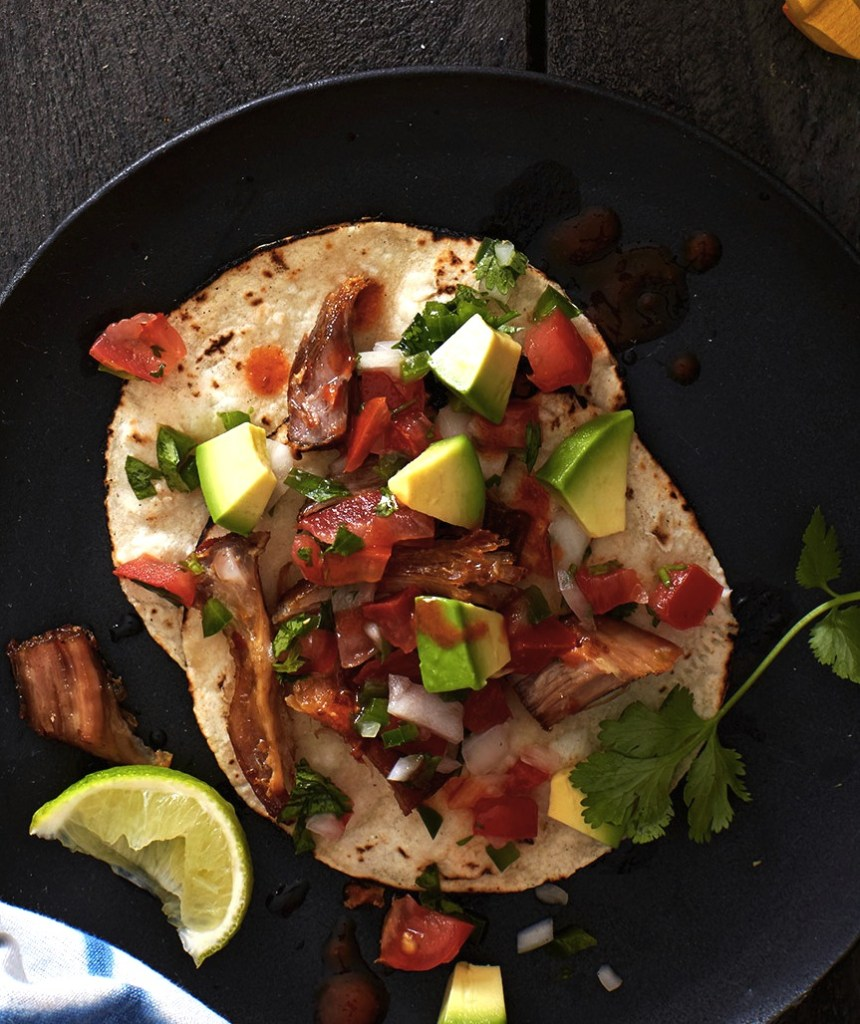 Carnitas-Style Pulled Slow-Roasted Pork Recipe
