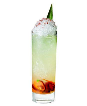 Gluten-Free Manzanita Swizzle Cocktail Recipe