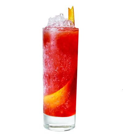 Gluten-Free Negroni Cocktail Swizzle Recipe