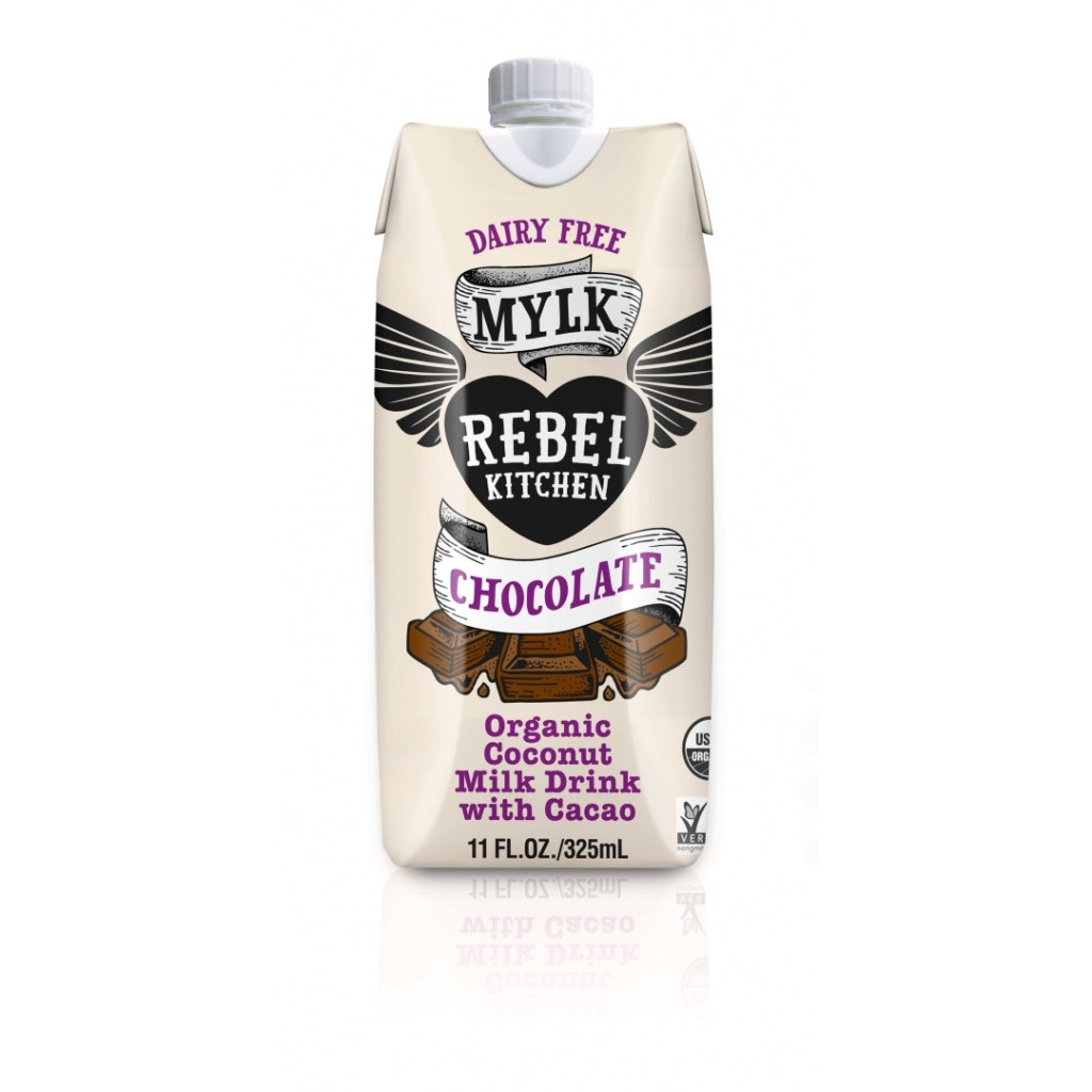 Product Review: Rebbl's Reishi Chocolate milk