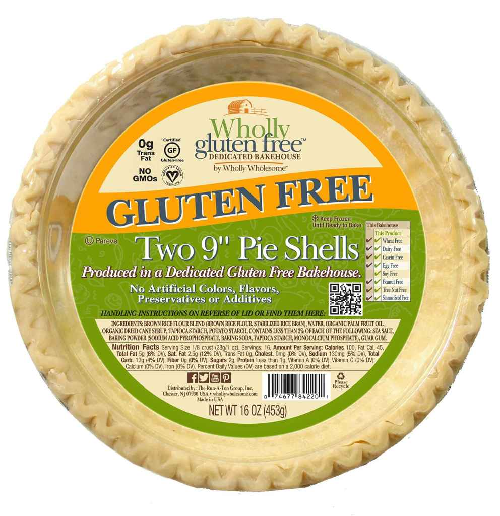 Product Review: Wholly Gluten Free Pie Crust