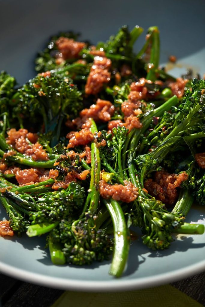 Wok-Tossed Broccolini Gluten-Free Recipe