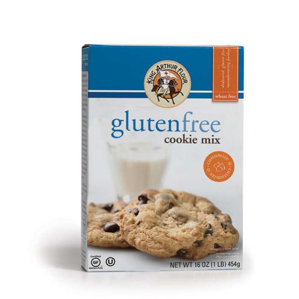 King Arthur Flour Gluten Free Cookie Mix Product Review