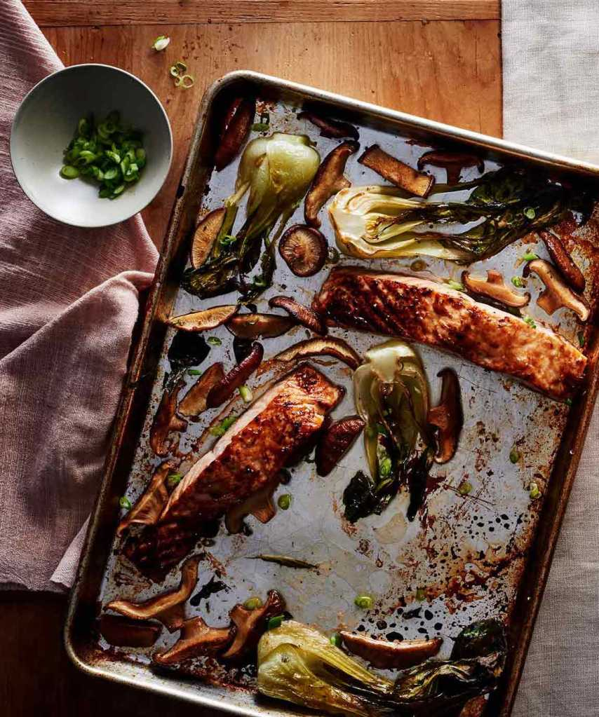 gluten free salmon recipe