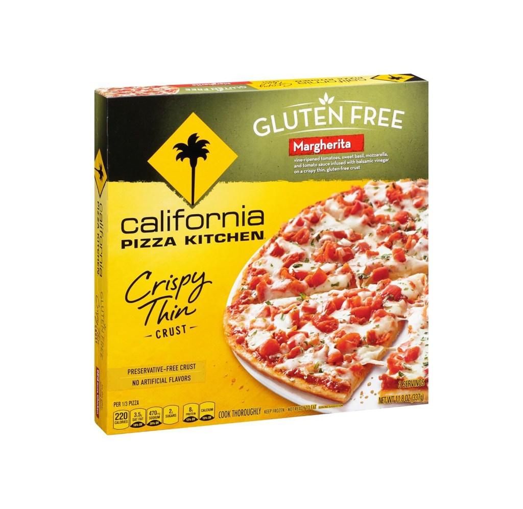 Product Review: California Pizza Kitchen Gluten Free Margherita Pizza
