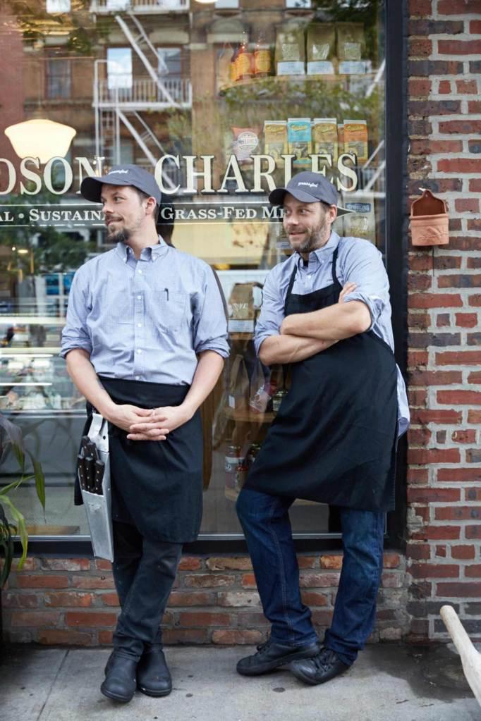 A Cut Above: Conscientious Manhattan Butchery Hudson & Charles