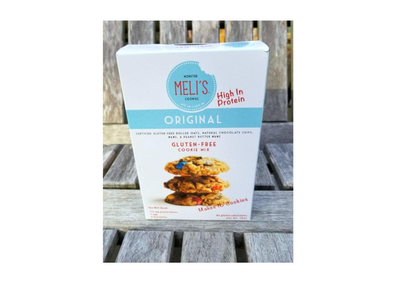 Meli S Monster Cookies Original Gluten Free Cookie Mix Gff