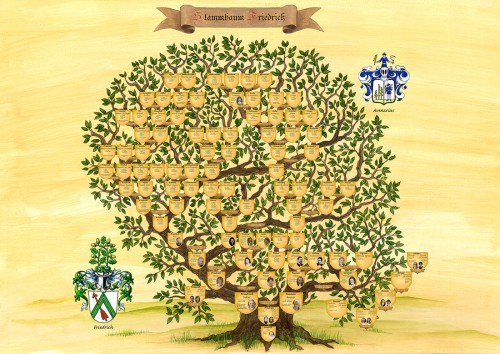 genealogy family tree generalagentur