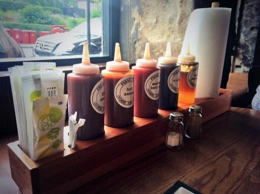 Dram - sauce station
