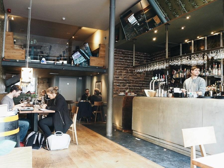 Left Bank, Glasgow Review Jan 2018