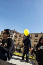 ? ¿Un globo amarillo?