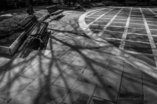Sombras en el suelo, esta le gustaba a Ana Karenina