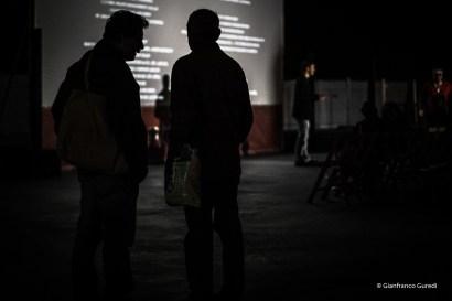Cine en el centro Botín.