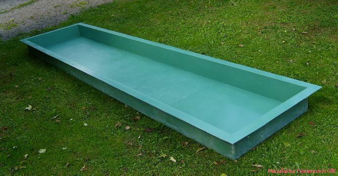 pool selber bauen wasserbecken kunststoff rechteckig - gartentore, Garten und erstellen