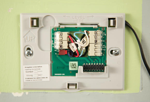 Unit Has Problems Here Is The T Stat Wiring Diagram