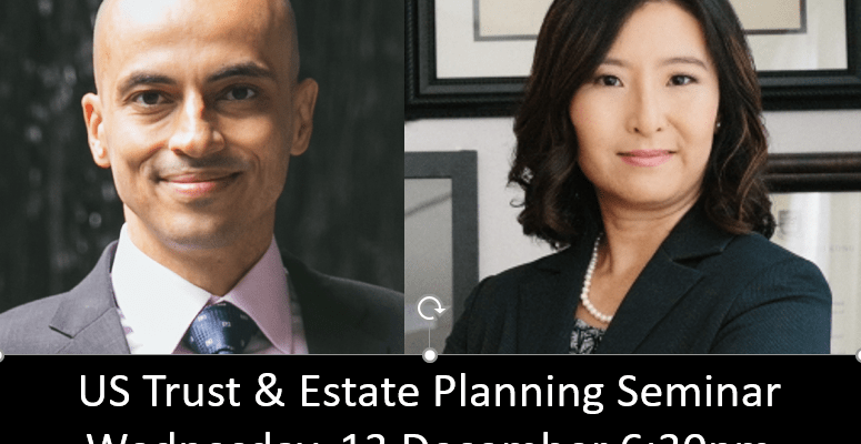 US Trusts and Estate Planning Seminar