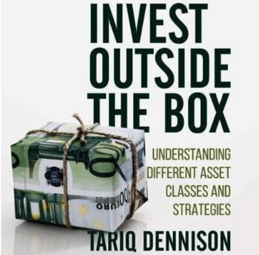 Invest Outside the Box on Amazon