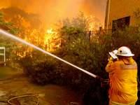 Feuerwehrmann (Foto: AFP)