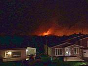 Les incendies ont fait craindre le pire à Chibougamau