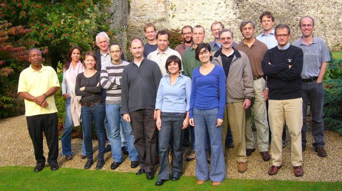 ESF Workshop Programme