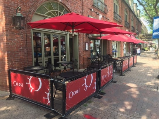 Patio Banners in West Hartford, CT